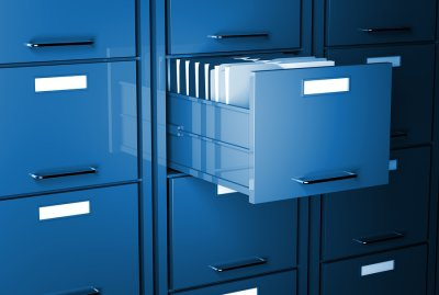 Storing files at Independence Storage